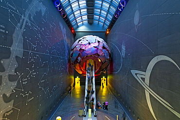 Visions of Earth, Natural History Museum, South Kensington, London, England, United Kingdom, Europe