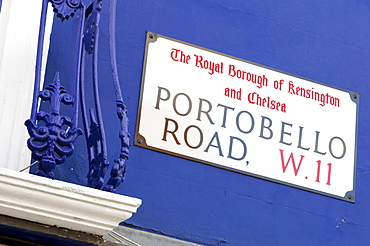 Portobello Road Market, London, England, United Kingdom, Europe