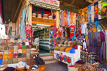 Old Town Souk, Aswan, Upper Egypt, Egypt, North Africa, Africa