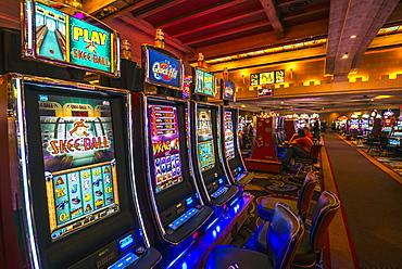 Excalibur Hotel and Resort, Las Vegas, Nevada, United States of America, North America