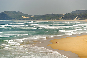 Brenton-on-Sea, just south of Knysna on Garden Route, Western Cape, South Africa, Africa