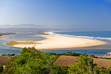 Lookout beach in Plettenberg Bay on the Garden Route, Western Cape, South Africa, Africa