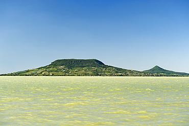 View from the south shore of Lake Balaton, Hungary, Europe