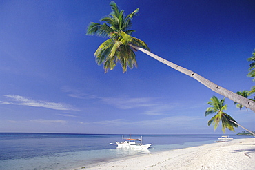 Alona Beach, Panglao island, off coast of Bohol, Philippines, Southeast Asia, Asia