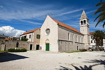 Dominican Monastery, Trogir, County of Split-Dalmatia, Croatia, Europe