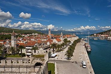 Trogir, County of Split-Dalmatia, Croatia, Europe