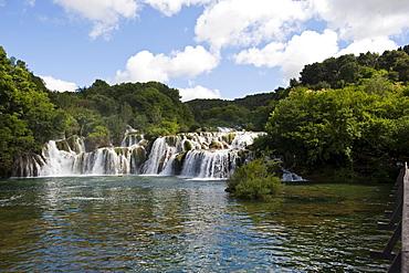 Krka National Park, aeibenik-Knin County, Croatia, Europe