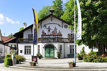 Terofal Schlierseer Bauer's Theater, Schliersee, Upper Bavaria, Bavaria, Germany, Europe