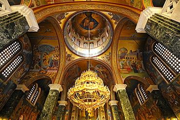 The Hagia Sophia church, UNESCO World Heritage Site, Thessaloniki, Chalkidiki, Macedonia, Greece, Europe