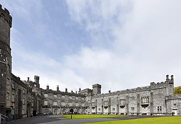 Kilkenny Castle, County Kilkenny, Ireland, British Isles, Europe