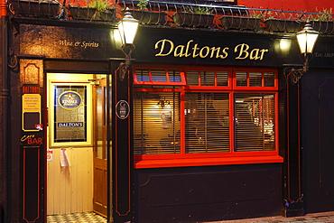 Daltons Bar, Kinsale, County Cork, Republic of Ireland, British Isles, Europe