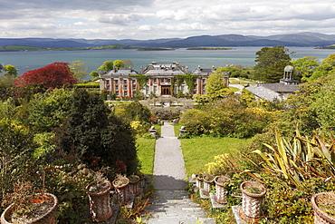 Bantry House, West Cork, Republic of Ireland, British Isles, Europe