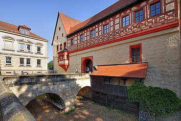 Kaiserpfalz Imperial Palace, Forchheim, Upper Franconia, Franconia, Bavaria, Germany, Europe