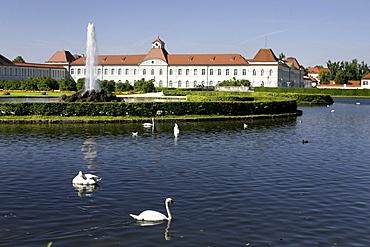 Museum Mensch und Natur, Museum of Man and Nature, Nymphenburg Gardens, Munich, Bavaria, Germany, Europe