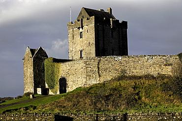 Dunguaire Castle, Kinvara, County Galway, Republic of Ireland, Europe