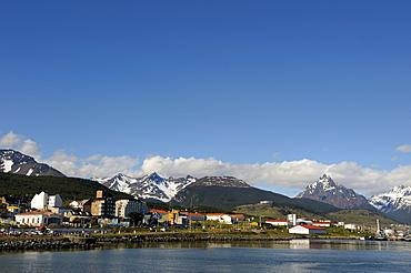 Ushuaia, Tierra del Fuego, Argentina, Patagonia, South America