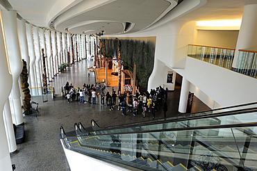The Canadian Museum of Civilization in Gatineau, Ottawa, Ontario, Canada