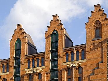 Maritime Museum, Hanseatic City of Hamburg, Germany, Europe