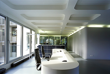 "Office building ""An der Alster"", Hamburg, Germany, Europe"