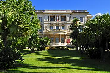 Museum, Musee Massena, Nice, Nizza, Cote d'Azur, Alpes Maritimes, Provence, France, Europe