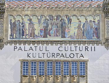 Art Nouveau Palace of Culture, Targu Mures, Mure& County, Transylvania, Romania, Europe
