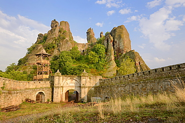 The White Castle, Belogradchik, Bulgaria, Europe