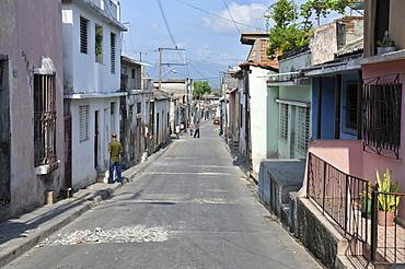 Tivoli borough, Santiago de Cuba, historic district, Cuba, Caribbean, Central America