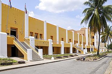 Moncada Barracks, Santiago de Cuba, historic district, Cuba, Caribbean, Central America