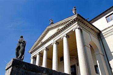 Villa Rotonda designed by Andrea Palladio, Vicenza, Friuli?Venezia Giulia, Italy, Europe