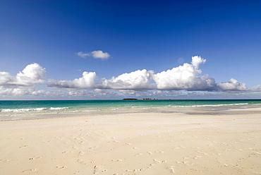 Playa Pilar beach on Cayo Guillermo, Archipelago de Camaguey, Ciego de Avila, Cuba, Caribbean
