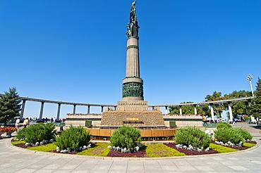 Flood Control Memorial, Harbin, Heilongjiang province, China, Asia