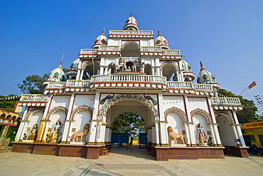 Jagannath Mandir Temple, Agartala, Tripura, Northeast India, India, Asia