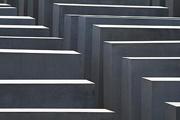 Holocaust Memorial in Berlin, Germany, Europe