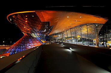 BMW Welt in Munich, Bavaria, Germany, Europe