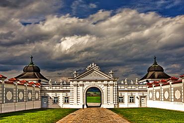 Augustiner-Chorherrenstift, monastery of the Canons Regular of St. Augustine, Herzogenburg, Austria, Europe
