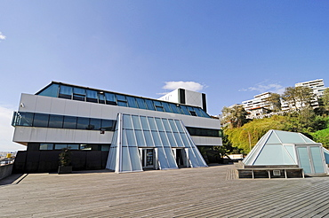 Museo Maritimo, Maritime Museum, Santander, Cantabria, Spain, Europe