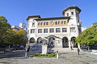 Post office, Santander, Cantabria, Spain, Europe