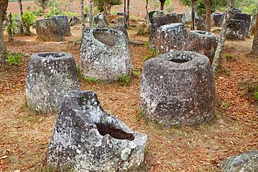 Plain of Jars, Phonsavan, site 3, Laos, Southeast Asia