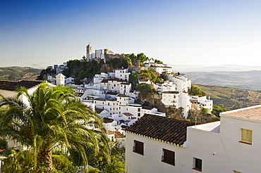 Casares, near Estepona, Costa del Sol, Andalusia, Spain, Europe