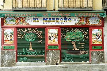 Rastro market, Madrid, Spain, Europe