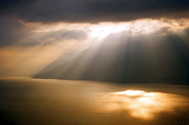 Lago Maggiore, Canton of Ticino, Switzerland, Europe