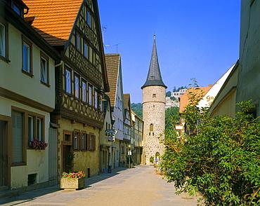 Karlstadt am Main, Lower Franconia, Bavaria, Germany, Europe
