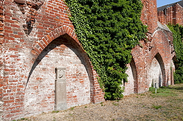 Johanniskloster monastery, Unesco World Heritage Site, Stralsund, Mecklenburg-Western Pomerania, Germany, Europe