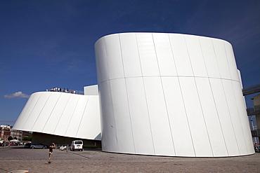Ozeaneum, German Oceanographic Museum, Stralsund, UNESCO World Heritage Site, Mecklenburg-Western Pomerania, Germany, Europe