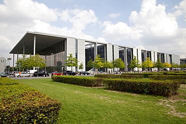 Paul Loebe Building, Parliament Building, Government Quarter, Berlin, Germany, Europe