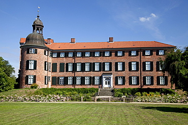 Eutiner Schloss, Eutin Castle, Eutin, Naturpark Holsteinische Schweiz, nature park Schleswig-Holstein, Germany, Europe
