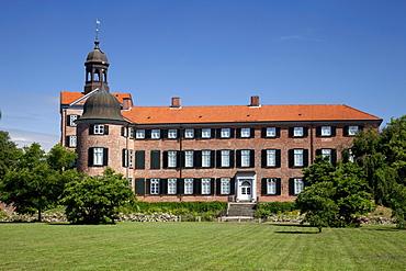 Eutiner Schloss, Eutin Castle, Eutin, Naturpark Holsteinische Schweiz, nature park, Schleswig-Holstein, Germany, Europe