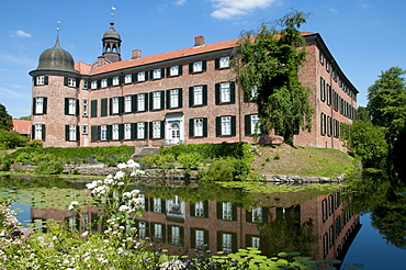 Eutiner Schloss castle, Eutin, Naturpark Holsteinische Schweiz nature park, Schleswig-Holstein, Germany, Europe