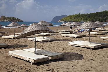 Iztuzu Beach, Dalyan, Lycia, Turkey, Asia