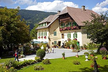 Seewirt inn, Ossiach, Carinthia, Austria, Europe